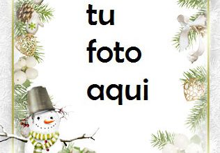 Photo of navidad marcos ho ho ho Feliz Navidad marco para foto