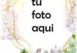 Photo of navidad marcos luces de año nuevo marco para foto