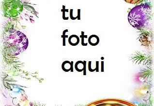 Photo of navidad marcos luces de navidad marco para foto