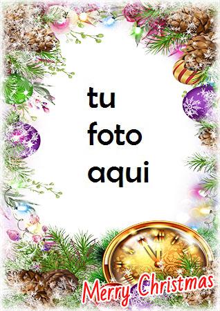 navidad marcos luces de navidad marco para foto - navidad marcos luces de navidad marco para foto