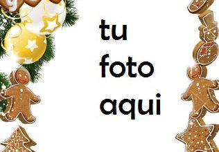 Photo of navidad marcos muñeco de nieve de felicitación de año nuevo marco para foto