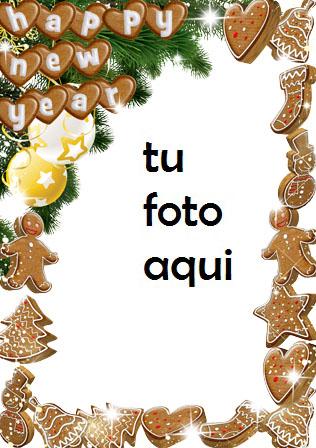 navidad marcos muñeco de nieve de felicitación de año nuevo marco para foto - navidad marcos muñeco de nieve de felicitación de año nuevo marco para foto