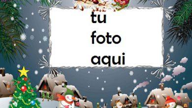 Photo of navidad marcos vacaciones en familia marco para foto