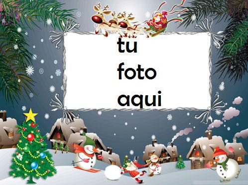 navidad marcos vacaciones en familia marco para foto - navidad marcos vacaciones en familia marco para foto