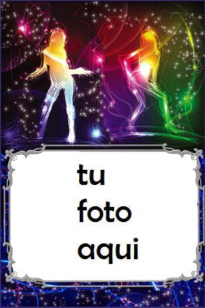 Marco Para Foto Baile Disco Variedad Marcos - Marco Para Foto Baile Disco Variedad Marcos