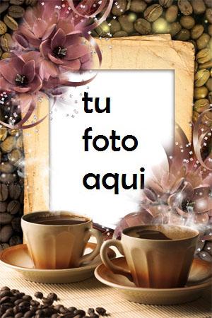 Marco Para Foto Cafe Mañanero Amor Marcos - Marco Para Foto Cafe Mañanero Amor Marcos