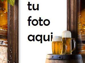 Photo of Marco Para Foto Cerveza Para Amigos Primavera Marcos