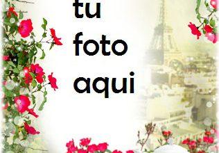 Marco Para Foto Cita Romántica En Paris Amor Marcos 316x220 - Marco Para Foto Cita Romántica En Paris Amor Marcos