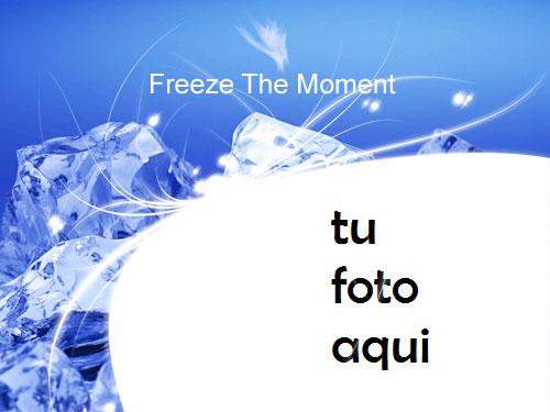 Marco Para Foto Congelar El Momento Invierno Marcos 1 - Marco Para Foto Congelar El Momento Invierno Marcos