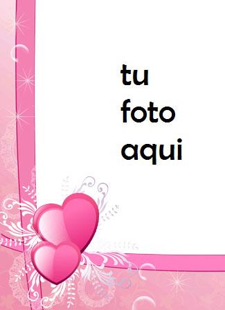 Marco Para Foto Corazones Preciosos Amor Marcos - Marco Para Foto Corazones Preciosos Amor Marcos