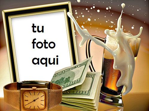 Marco Para Foto El Tiempo Cuesta Dinero Variedad Marcos - Marco Para Foto El Tiempo Cuesta Dinero Variedad Marcos