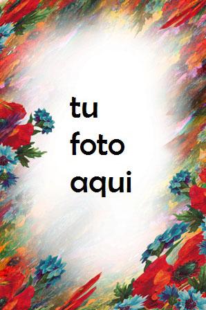 Marco Para Foto Estilo De Pintura Amor Marcos - Marco Para Foto Estilo De Pintura Amor Marcos