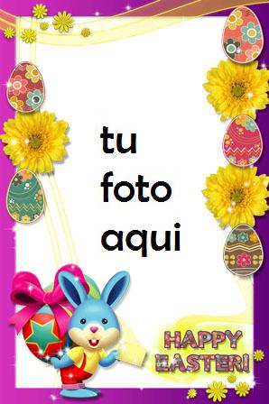 Marco Para Foto Felices Pascuas Primavera Marcos - Marco Para Foto Felices Pascuas Primavera Marcos