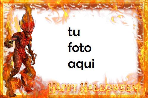 Marco Para Foto Feliz Halloween Variedad Marcos - Marco Para Foto Feliz Halloween Variedad Marcos