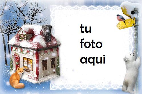 Marco Para Foto Feliz Invierno Invierno Marcos 1 - Marco Para Foto Feliz Invierno Invierno Marcos