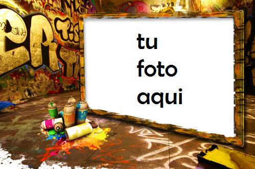 Marco Para Foto Graffiti Genial Variedad Marcos - Marco Para Foto Graffiti Genial Variedad Marcos