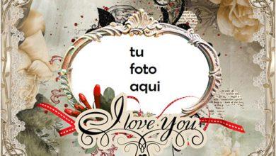 Photo of Marco Para Foto Haz Tu Declaración De Amor Como En Los Viejos Tiempos Amor Marcos