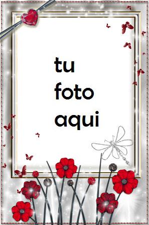 Marco Para Foto Luz Plateada Amor Marcos - Marco Para Foto Luz Plateada Amor Marcos