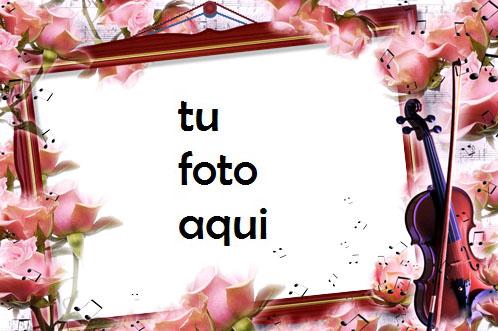 Marco Para Foto Melodía De Ternura Amor Marcos - Marco Para Foto Melodía De Ternura Amor Marcos