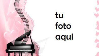 Marco Para Foto Melodía Del Corazón Amor Marcos 390x220 - Marco Para Foto Melodía Del Corazón Amor Marcos