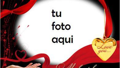 Marco Para Foto Mi Corazón Para Ti Amor Marcos 390x220 - Marco Para Foto Mi Corazón Para Ti Amor Marcos