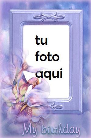 Marco Para Foto Mi Cumpleaños Amor Marcos - Marco Para Foto Mi Cumpleaños Amor Marcos