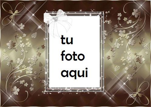 Marco Para Foto Patrones Románticos Amor Marcos - Marco Para Foto Patrones Románticos Amor Marcos