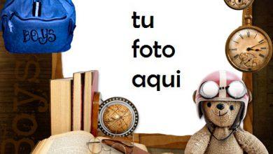 Photo of Marco Para Foto Pequeño Conejo Niños Marcos