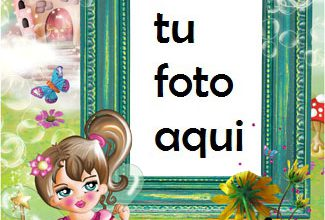 Photo of Marco Para Foto Princesa De Cuento De Hadas Niños Marcos