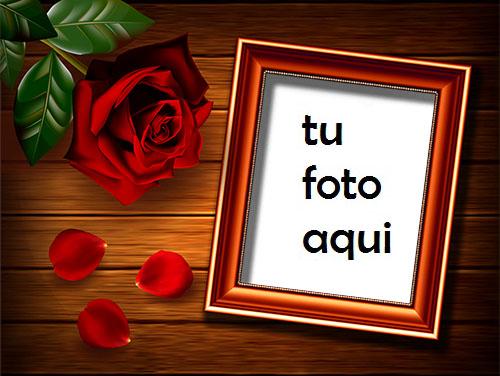 Marco Para Foto Se Levantó Sobre La Mesa Amor Marcos - Marco Para Foto Se Levantó Sobre La Mesa Amor Marcos