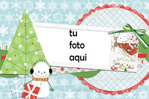 Marco Para Foto Tarjeta De Navidad Estilo Chatarra Invierno Marcos 1 - Marco Para Foto Tarjeta De Navidad Estilo Chatarra Invierno Marcos