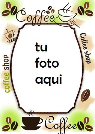Marco Para Foto Taza De Café Variedad Marcos - Marco Para Foto Taza De Café Variedad Marcos