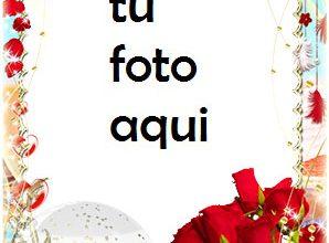 Marco Para Foto Te Amo Ramo De Rosas Rojas Amor Marcos 298x220 - Marco Para Foto Te Amo Ramo De Rosas Rojas Amor Marcos