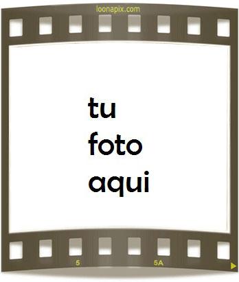 Marco Para Foto Tira De Película Variedad Marcos - Marco Para Foto Tira De Película Variedad Marcos