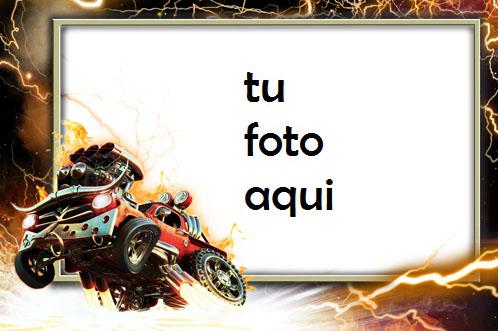 Marco Para Foto Todo Gas Variedad Marcos - Marco Para Foto Todo Gas Variedad Marcos