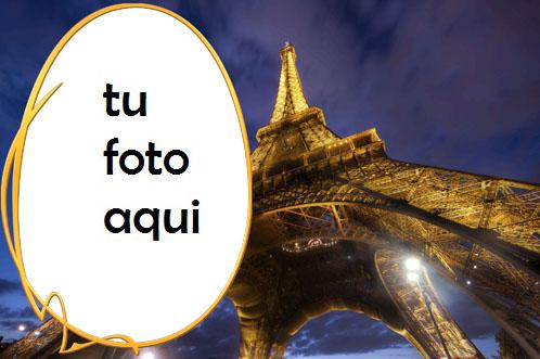 Marco Para Foto Torre Eiffel De París Amor Marcos - Marco Para Foto Torre Eiffel De París Amor Marcos