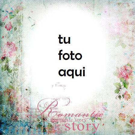 Marco Para Foto Una De Las Historias Mas Romanticas Amor Marcos - Marco Para Foto Una De Las Historias Mas Romanticas Amor Marcos