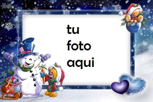 Marco Para Foto Vacaciones Para Todos Invierno Marcos 1 - Marco Para Foto Vacaciones Para Todos Invierno Marcos
