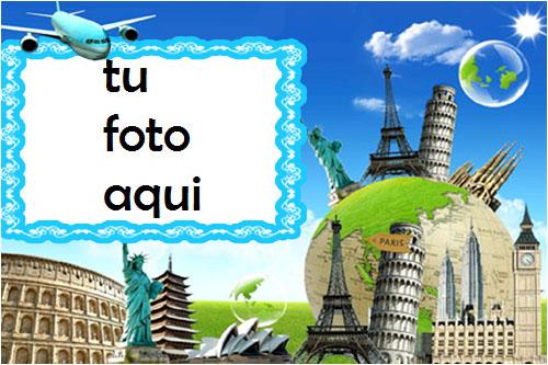 Marco Para Foto Vacaciones Variedad Marcos - Marco Para Foto Vacaciones Variedad Marcos