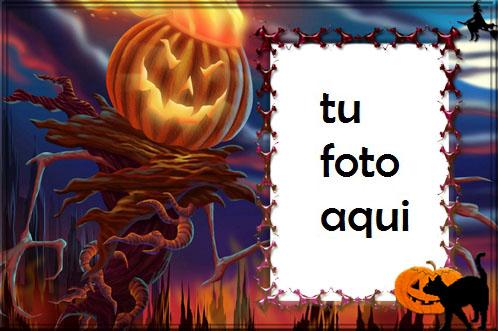 marco para foto bruja de halloween está descansando halloween marcos - marco para foto bruja de halloween está descansando halloween marcos