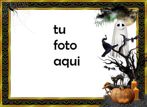 marco para foto halloween viene halloween marcos - marco para foto halloween viene halloween marcos
