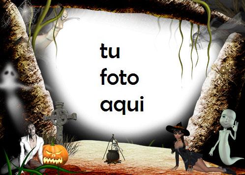 marco para foto marco de halloween con calabazas emocionales halloween marcos - marco para foto marco de halloween con calabazas emocionales halloween marcos