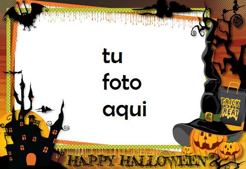 marco para foto prepárate para halloween halloween marcos - marco para foto prepárate para halloween halloween marcos