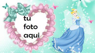 Marco Para Foto La Princesa Cenicienta Niños Marcos 390x220 - Marco Para Foto La Princesa Cenicienta Niños Marcos