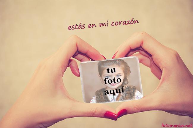 Foto Marcos estás en mi corazón - Foto Marcos estás en mi corazón
