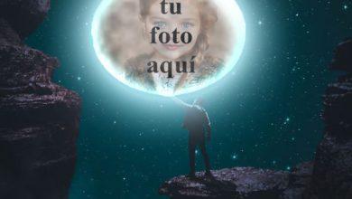 Photo of cara en luna Amor Marcos