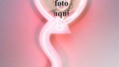 marco de fotos de corazón rosa 390x220 - marco de fotos de corazón rosa