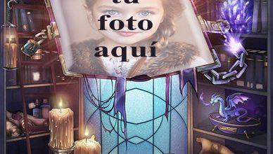 marco de fotos del libro mágico 388x220 - marco de fotos del libro mágico