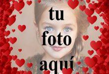 Corazones de San Valentín Foto Marcos 220x150 - Corazones de San Valentín Foto Marcos