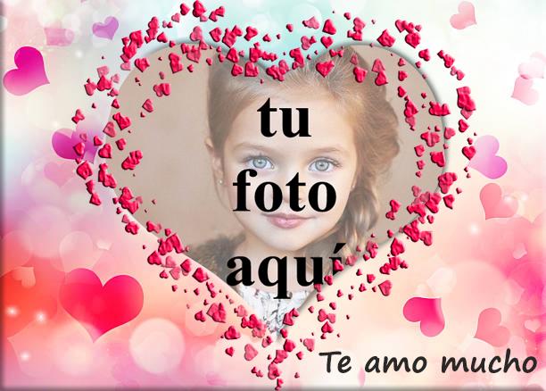 Te amo mucho Foto Marcos - Te amo mucho Foto Marcos